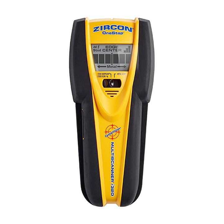 지르콘 멀티탐지기 i320  금속스캔 활선탐지