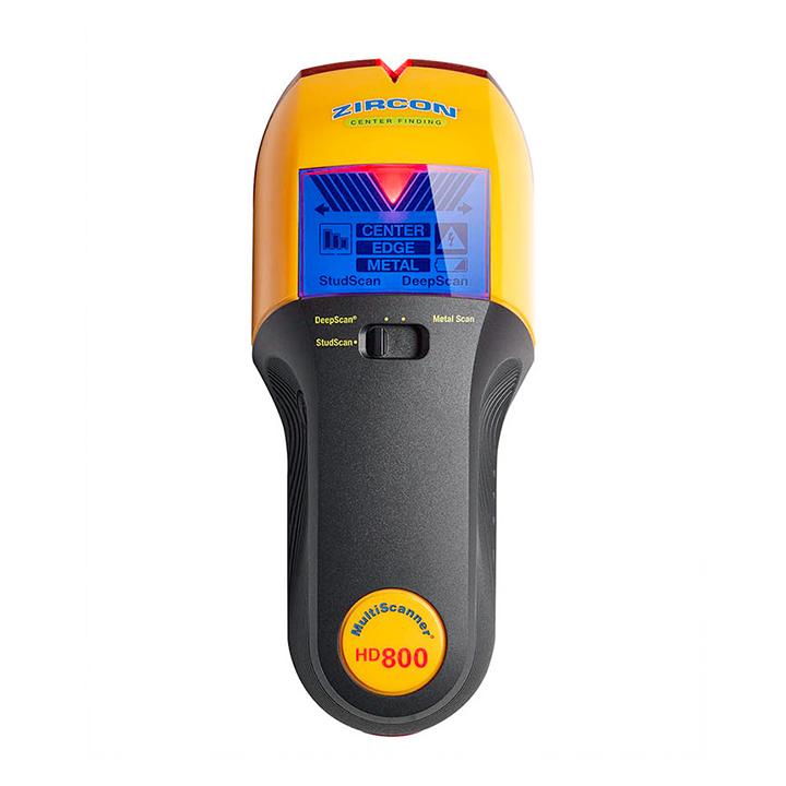 지르콘 멀티탐지기 HD800  금속스캔 활선탐지