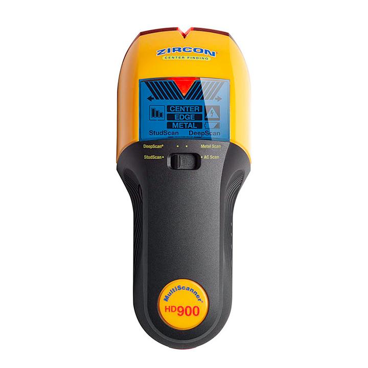지르콘 멀티탐지기 HD900  금속스캔 활선탐지