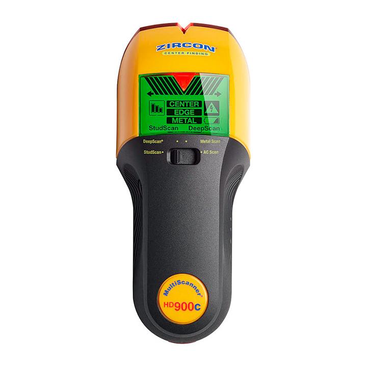 지르콘 멀티탐지기 HD900c 금속스캔 활선탐지